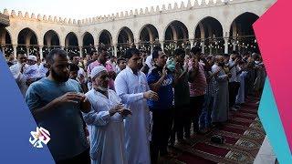 بتوقيت مصر│جدل تحري هلال العيد