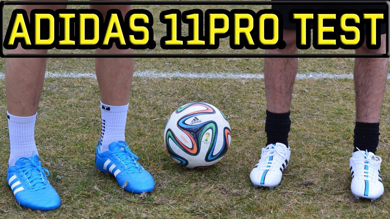 813b9fd726ac TEST: Adidas 11Pro 2 VS 11Pro 3rd Generation Awesome Free Kicks & Skills