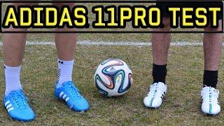 TEST: Adidas 11Pro 2 VS 11Pro 3rd Generation Awesome Free Kicks & Skills