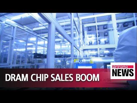 Global DRAM market to surpass US$ 100 billion mark this year