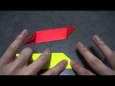 How to fold a Shuriken ( ・д・)/--=≡(((卍
