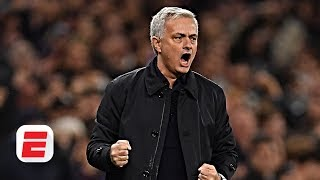 If Tottenham reach the Champions League will that be success for Jose Mourinho? | Premier League