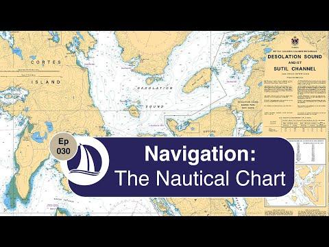 Ep 30: Navigation: The Nautical Chart