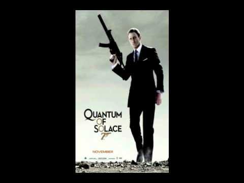 Quantum Of Solace Movie Music & MP3 DOWNLOAD!