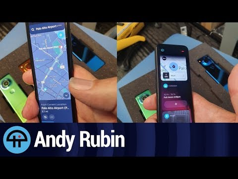 Andy Rubin's New Phone Makes Us Feel Uncomfortable