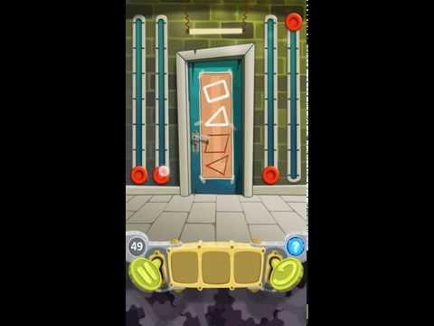 100 Doors Cartoon level 30