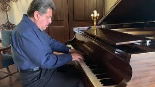 """""""Tango de Evora"""" Juan Velazquez and his romantic piano ❤️"""