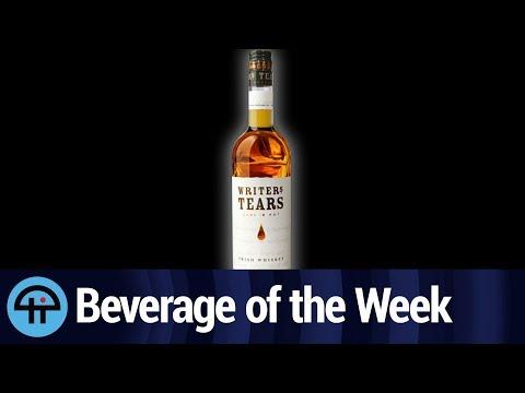 Beverage of the Week: Writers' Tears