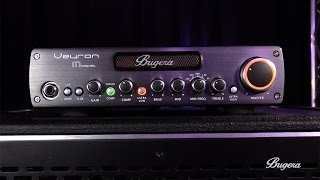 BUGERA Tone Profile Series: VEYRON BV1001M with Donald Patterson