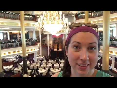 ADVENTURE OF THE SEAS | Day 1 Embarkation San Juan, PR