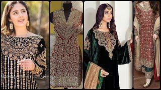 Latest gourgious party wear dr…