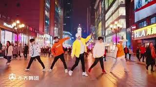 【BUQI Dance】Sổ Tay Tôi Luyện Thanh Xuân |青春修炼手册| - Bất Tề Vũ Đoàn《 不齐舞团 》