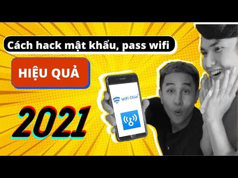 cách hack mật khẩu wifi trên điện thoại - Hướng dẫn cách hack mật khẩu, pass wifi trên điện thoại, máy tính HIỆU QUẢ năm 2021