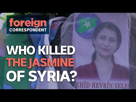 Who killed 'the Jasmine of Syria' ? | Foreign Correspondent
