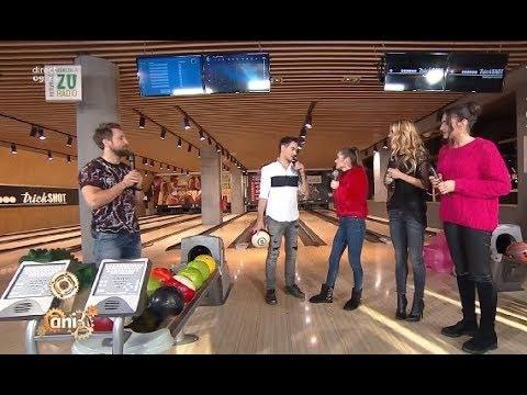 Cel mai tare meci de bowling din istoria emisiunii Neatza!