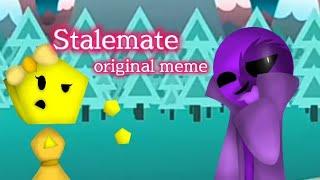 Stalemate meme [ Original ] { the pink corruption} ( ft. Iris and plentlow)