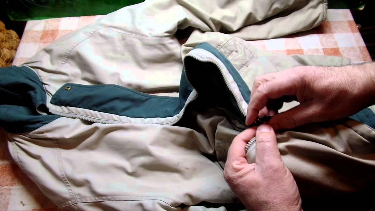 Как отремонтировать кофту своими руками