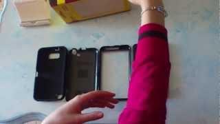 Funda especial resistente a los golpes!! para móviles, tablets etc..Otterbox defender