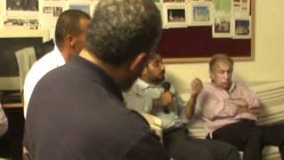 La visita de El Sr. Tahir Nadeem Sahib a Madrid part 3