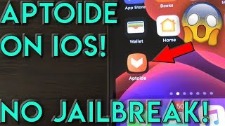 How To Download Aptoide on iOS/iPhone/iPad - Install Aptoide for iOS