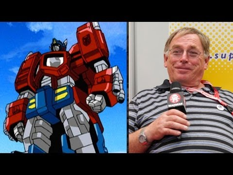The Voice of Prime: Garry Chalk Interview