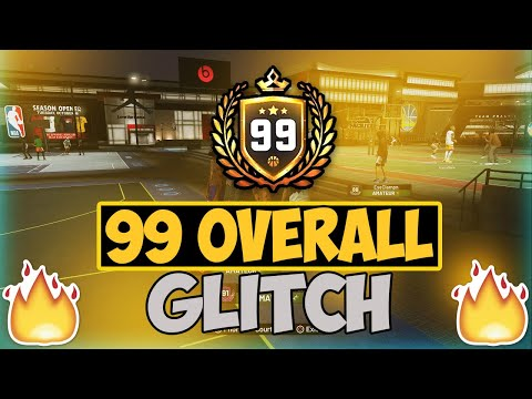 NBA 2K20 99 Overall Glitch *NEW* (PS4 & XBOX) Max Attributes 2K20