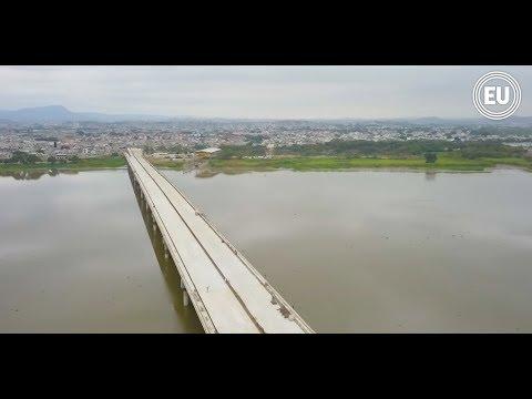 El puente Guayaquil-Samborondón cuesta en su totalidad $82 millones
