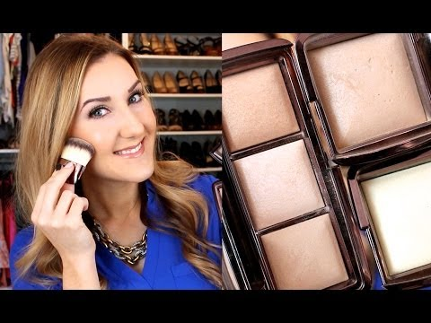 Hourglass Ambient Lighting Powder Demo & Review: HIGHLIGHT/GLOWING SKIN thumbnail
