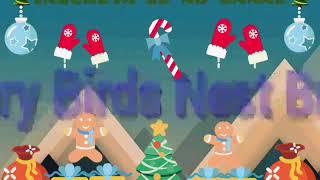 Nova intro de natal feita pelo Angry Birds Nest!