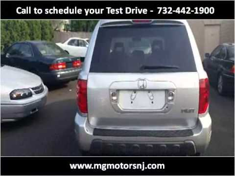 2005 Honda Pilot Used Cars Perth Amboy Nj Youtube