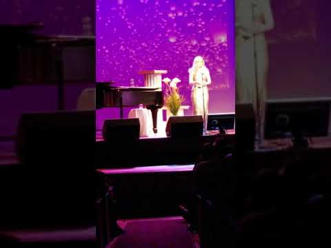 Your Love - Jackie Evancho - Elsinore Theater Salem, Oregon