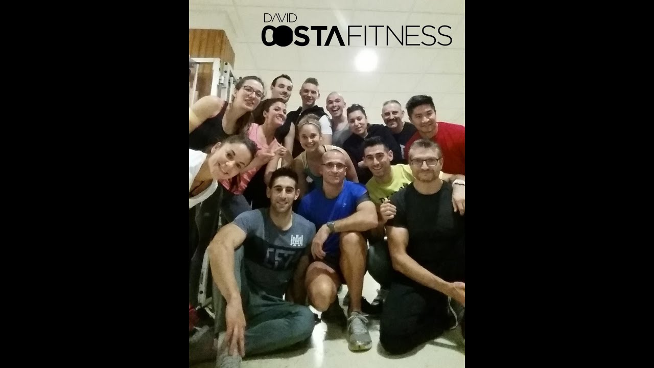 David costa stage de musculation force squat d velopp couch soulev de terre youtube - Programme force developpe couche ...