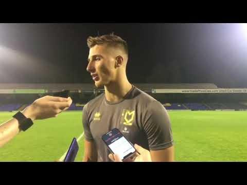 PRESS CONFERENCE: Stuart Moore on Southend success