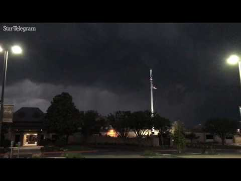 Denton County braces as Spring storm passes