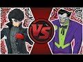 JOKER vs JOKER! (Persona 5, Smash Ultimate Animation) | CARTOON FIGHT CLUB