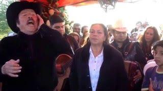 """LALO MORA DESPIDE A SU HIJO GEMELO CON """"MI FLOR DE NARANJO"""""""