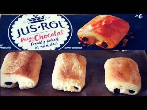 Facciamo insieme i pain au chocolat JUS-ROL