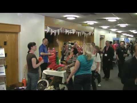 Scientific Laboratory Show Video Review 2012 Nottingham