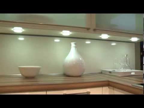 Beleuchtung in der Küche - YouTube - kuche beleuchtung