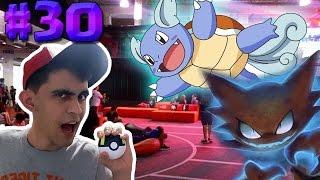 CAÇANDO POKEMONS na BGS (BRASIL GAME SHOW) - Ep. 30 Pokemon GO