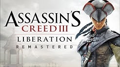 Assassin's Creed Liberation Remastered Full Game Walkthrough - No Commentary (Complete Story)