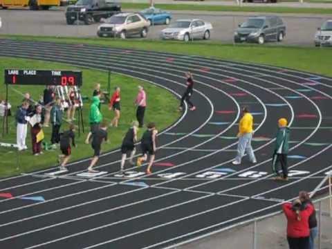 2012 Sauk Rapids-Rice Middle School Dual Track & Field Invitational Meet -  7th Grade Boys 800 M Run
