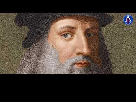 [BÀI HỌC CUỘC SỐNG] - Những Sự Thật Thú Vị Về Leonardo Da Vinci