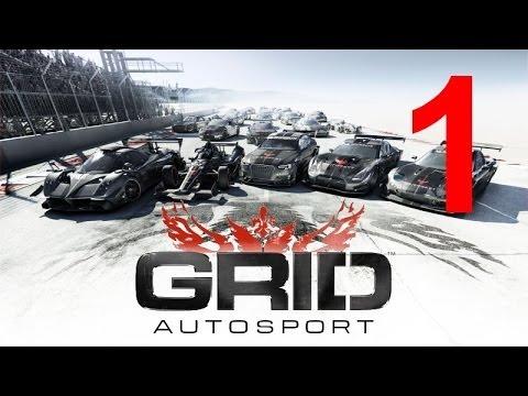 GRID: Autosport. Прохождение с повреждениями часть 1. Чемпионат Street.
