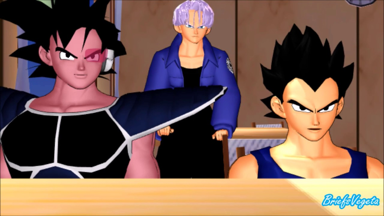 Happy Thanksgiving Mmd Sex Or Food Dragon Ball Z Universe 12