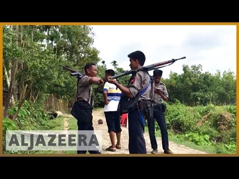 🇲🇲US law firm says Myanmar committed genocide against Rohingya | Al Jazeera English
