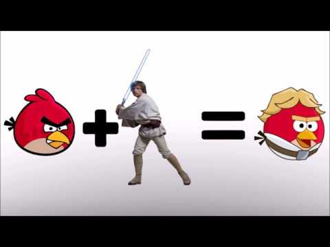 Angry Birds + Star Wars (All Characters) - Bowser12345