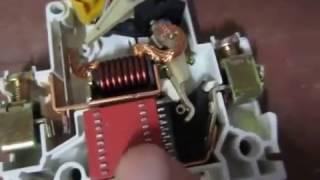 видео выключатель постоянного тока быстродействующий