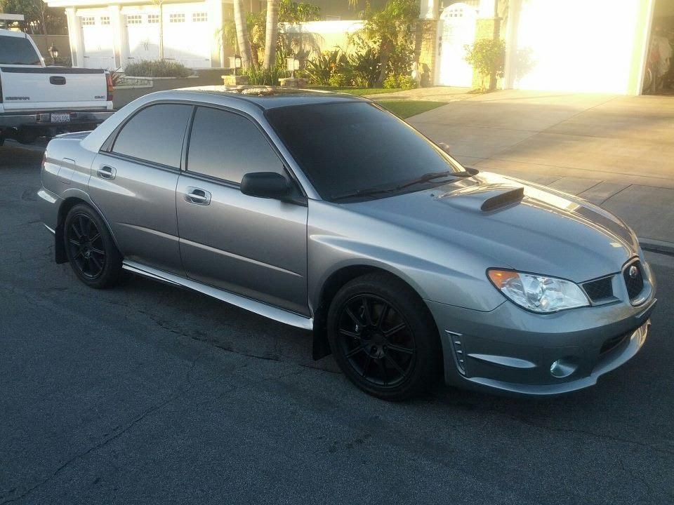 2007 Subaru Impreza Wrx Sti >> 2007 Subaru STI Limited Exhaust LOUD!! NEW! - YouTube