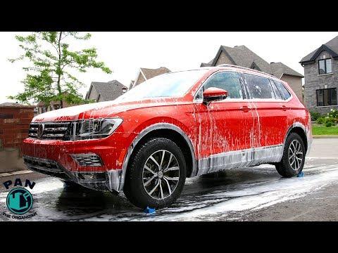 NEW CAR PREP : 2018 Volkswagen Tiguan !!!